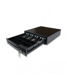 Sertar de bani metalic Metter CD350BK