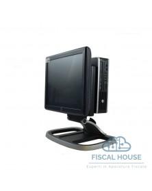Sistem POS SH Fujitsu ESPRIMO Q920, Quad Core i5-4590T, SSD, Elo ...