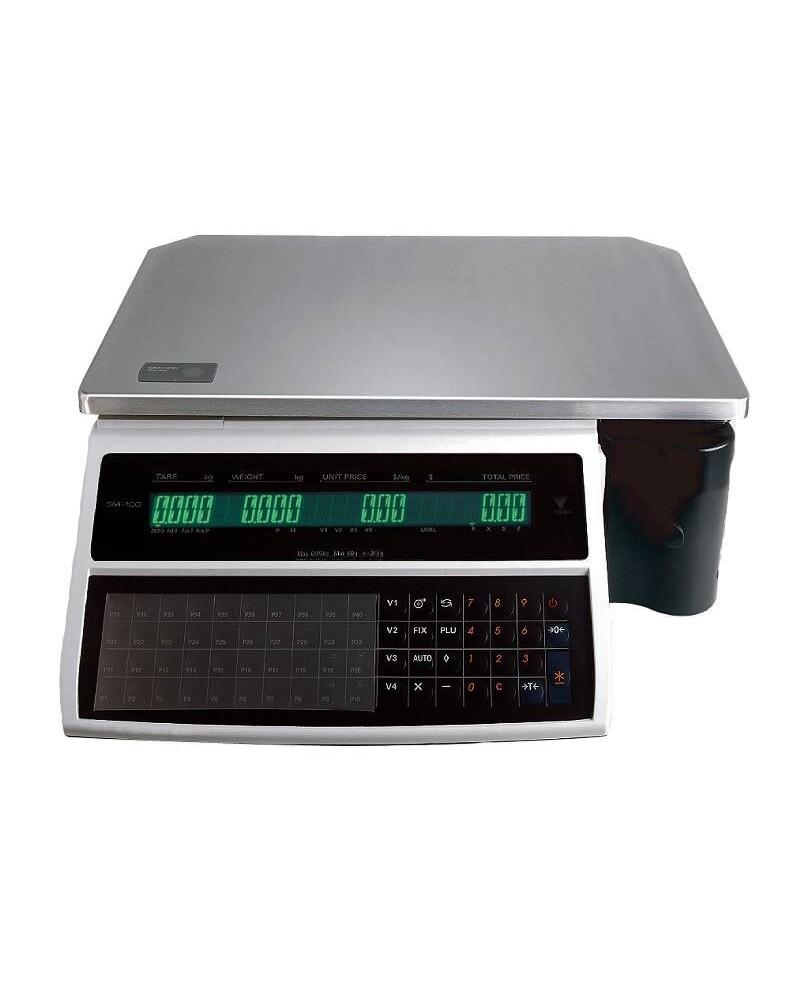 Cantar Digi SM-100B, 6/15 kg, display liniar